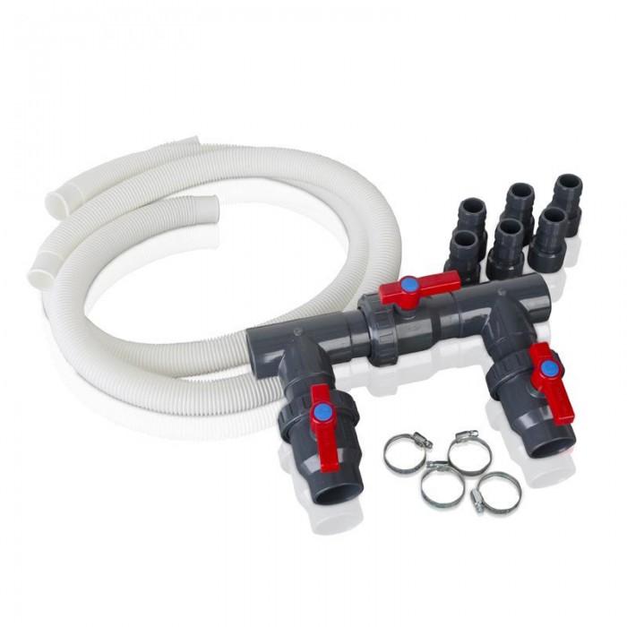 [해외]GRE POOLS Water Treatment Kit ByPass 6136447690