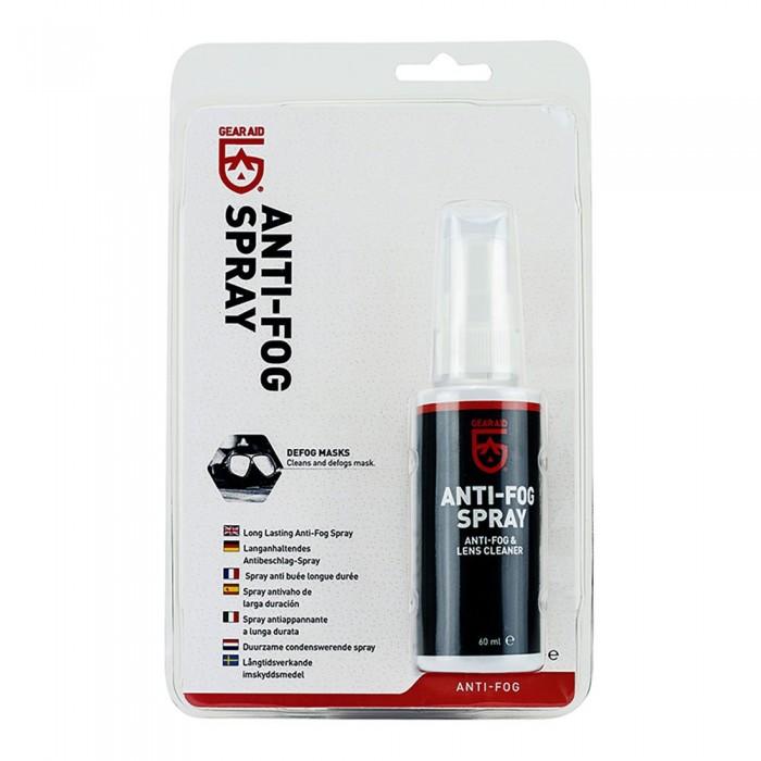 [해외]GEAR AID Anti-Fog Spray 60ml 6660454 Black / White