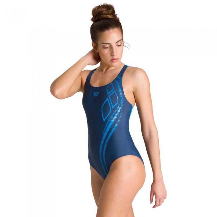 [해외]아레나 Spirit 6137461697 Shark / Turquoise