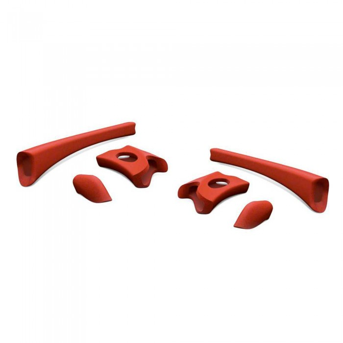 [해외]오클리 Flak Jacket Accessory 61317840 Red
