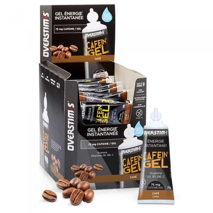 [해외]OVERSTIMS Caffeine 29gr 36 Units Natural 6138006491