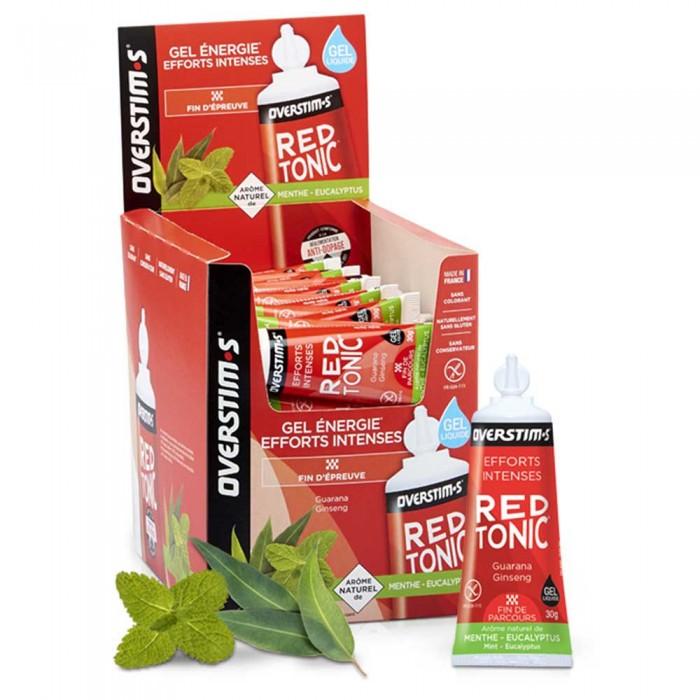 [해외]OVERSTIMS Red Tonic 30gr 36 Units Eucalyptus 6138006492