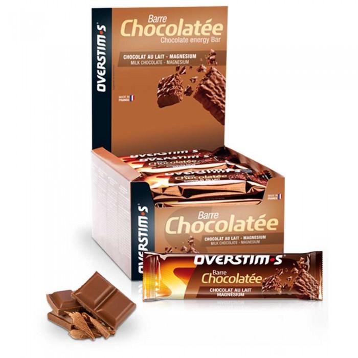 [해외]OVERSTIMS 50gr 30 Units Milk Chocolate 6138006494