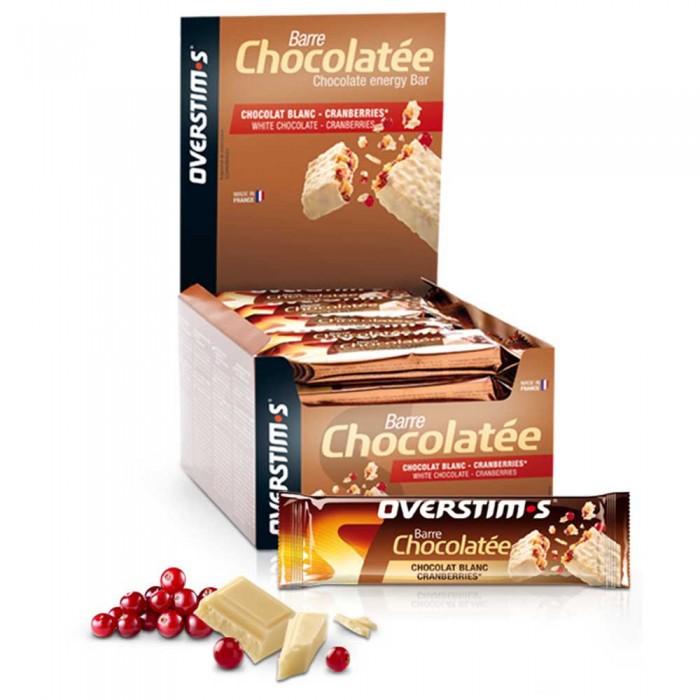 [해외]OVERSTIMS 50gr 30 Units White Chocolate&Cranberries 6138006495