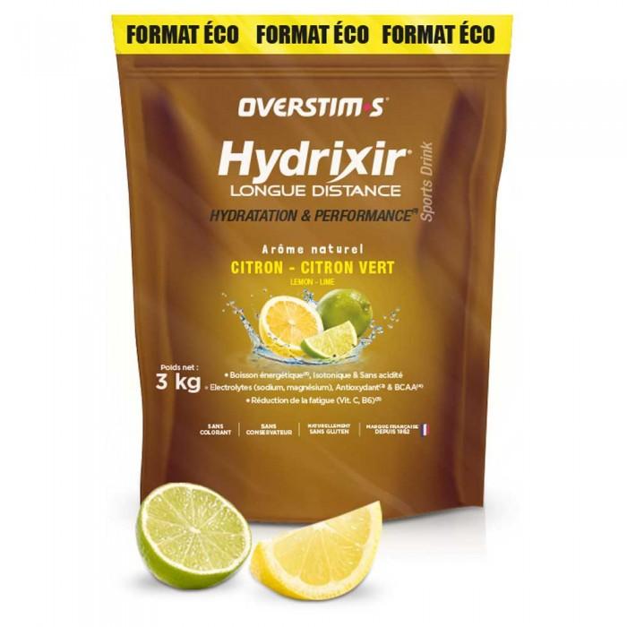 [해외]OVERSTIMS Hydrixir 3Kg Lemon&Green Lemon 6138006553
