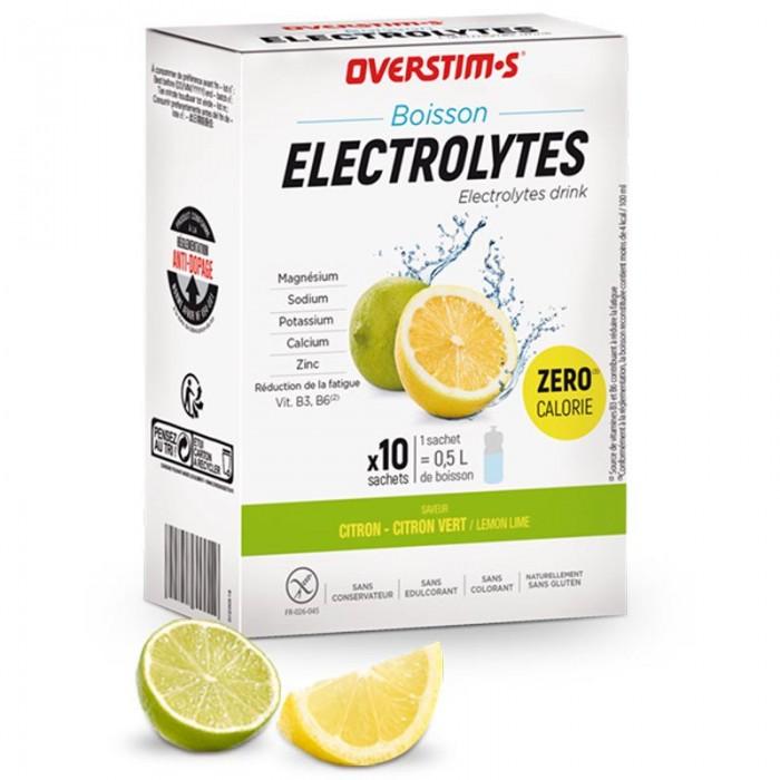[해외]OVERSTIMS Electrolytes 5gr 10 Units Without Flavour 6138006557