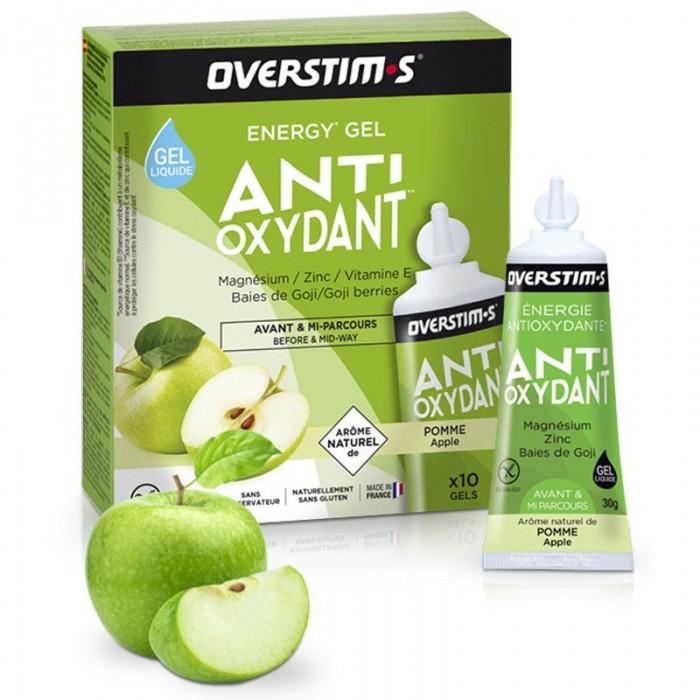 [해외]OVERSTIMS Green Apple Liquid Antioxidant 30gr 10 Units 6138044467