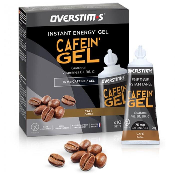 [해외]OVERSTIMS Cafein Caf? 29gr 10 Units 6138044470