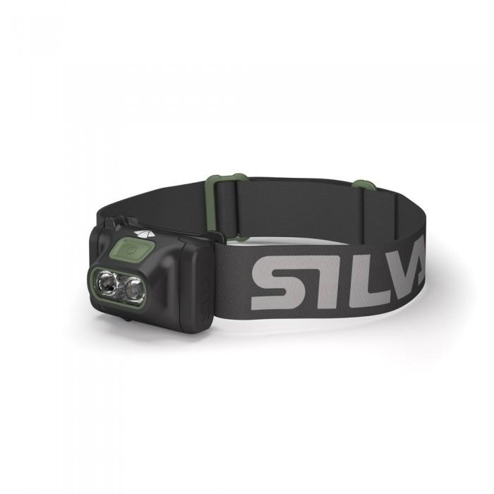 [해외]SILVA Scout 2X 6137769351 Black / Green