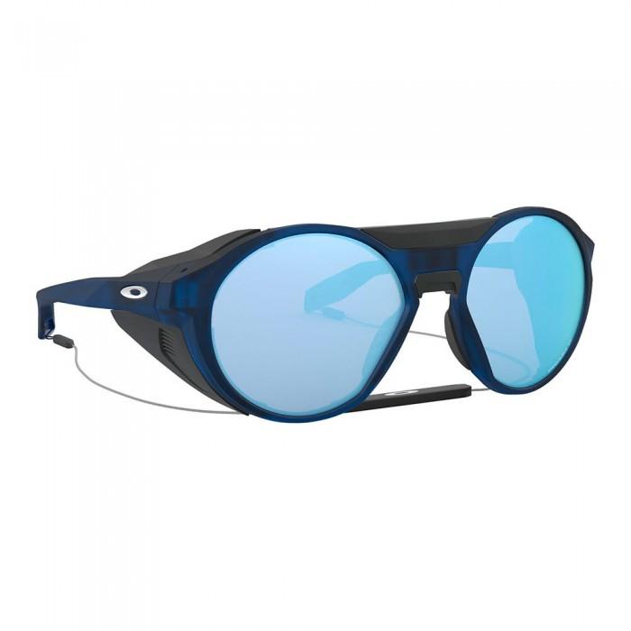 [해외]오클리 Clifden Polarized Prizm Deep Water 6137503465 Matte Translucent Blue