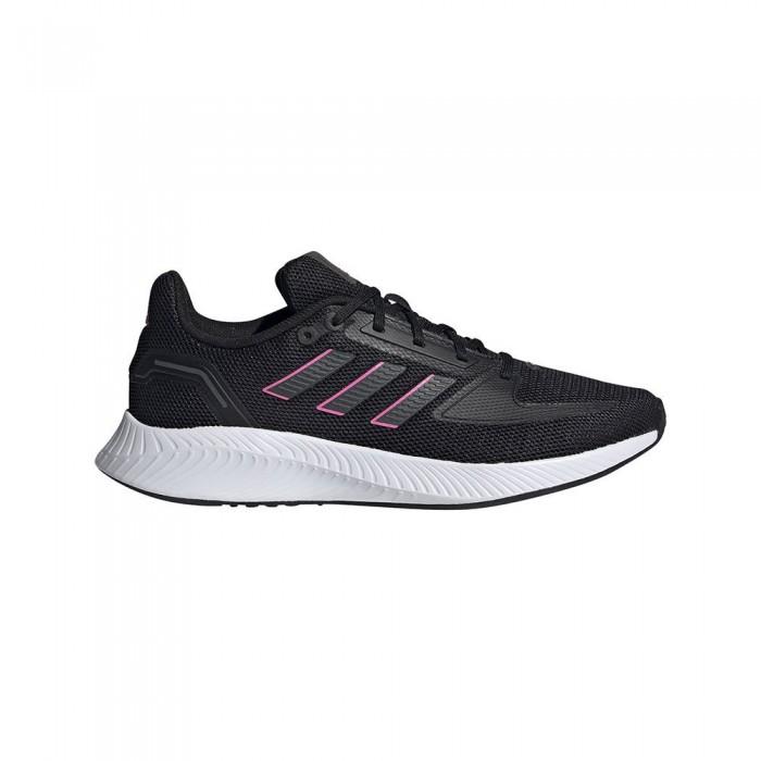 [해외]아디다스 RunFalcon 2.0 6137892219 Core Black / Grey Six / Screaming Pink