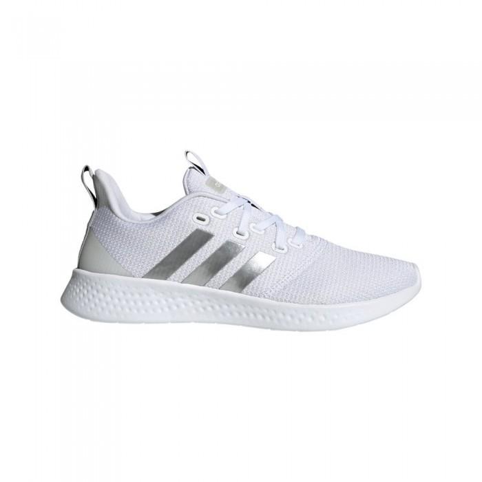 [해외]아디다스 Puremotion Refurbished 6138078503 Ftwr White / Silver Metalic / Grey Two