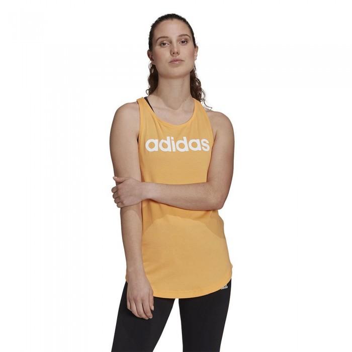 [해외]아디다스 Essentials Loose Logo 6137926366 Hazy Orange / White