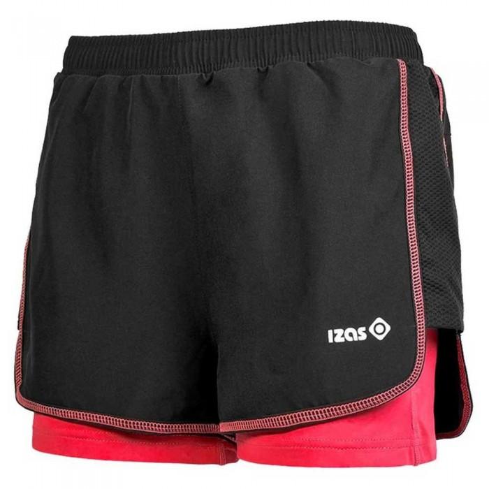 [해외]IZAS Bass 6138089719 Black / Red