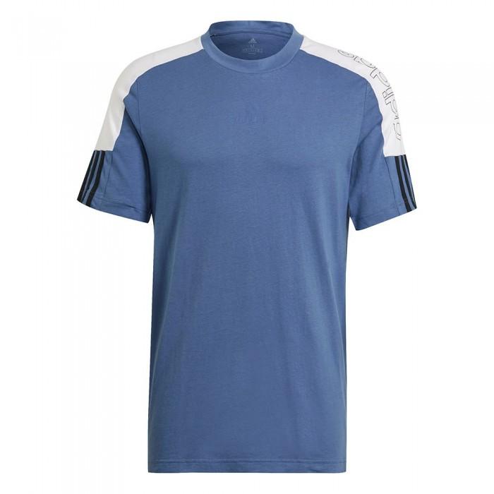 [해외]아디다스 Essentials Logo Color Block 6137926876 Crew Blue