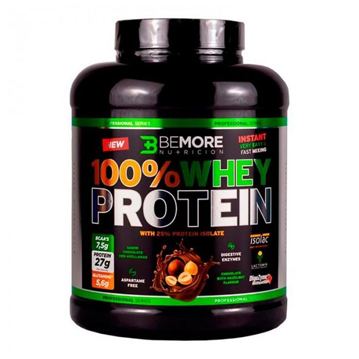 [해외]BEMORE 100% Isolate Protein 1Kg Chocolate 7138028007