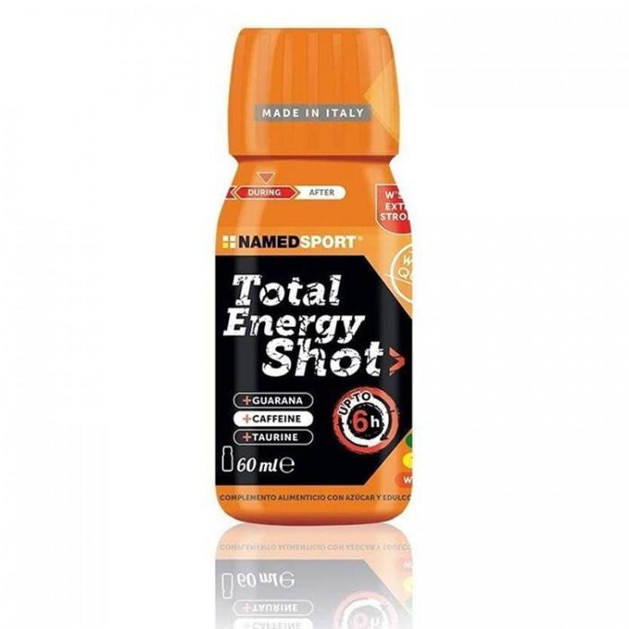 [해외]NAMED SPORT Total Energy Shot 60ml 50 Units Orange 7138048523
