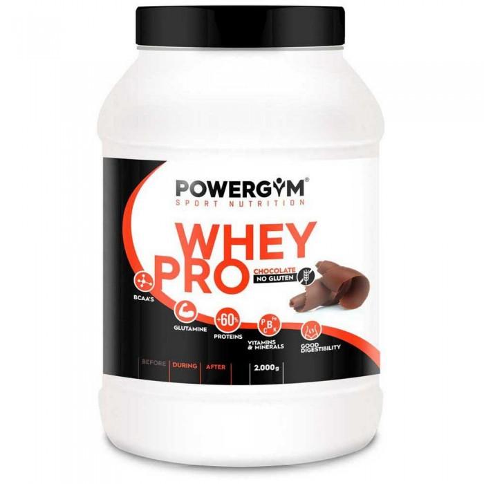 [해외]POWERGYM Whey Pro 2 kg Chocolate 7138050029