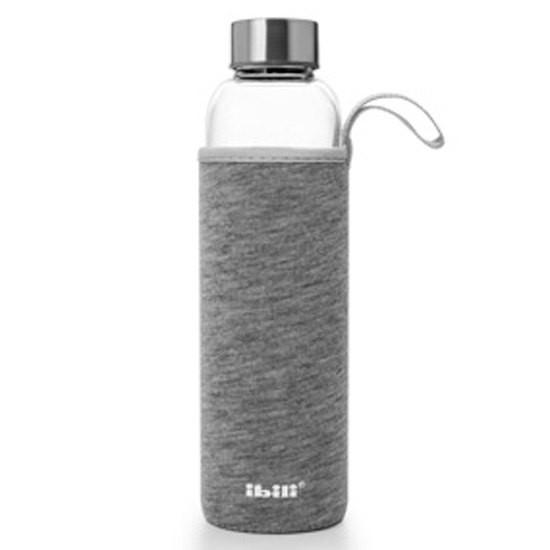 [해외]IBILI Borosilicate 550ml 7138093769 Grey / Clear