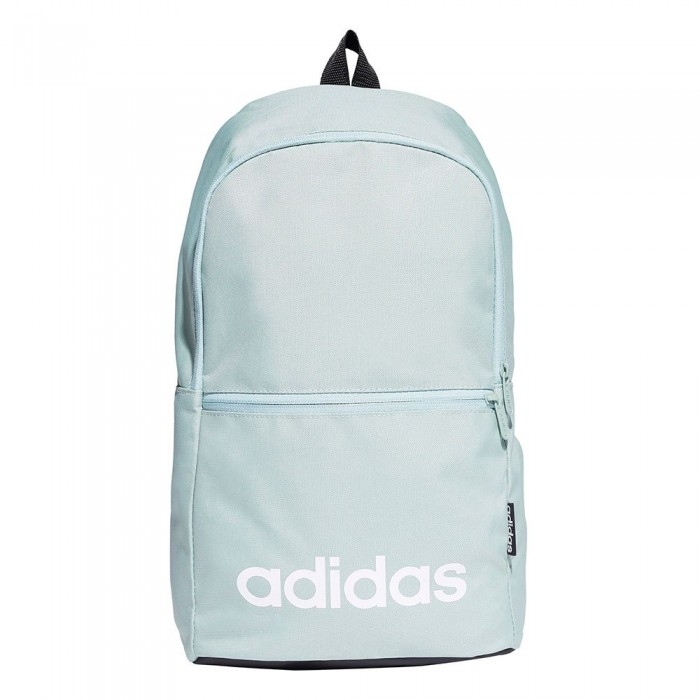 [해외]아디다스 Linear Classic Daily 20L 7137894302 Hazy Green / White / Black