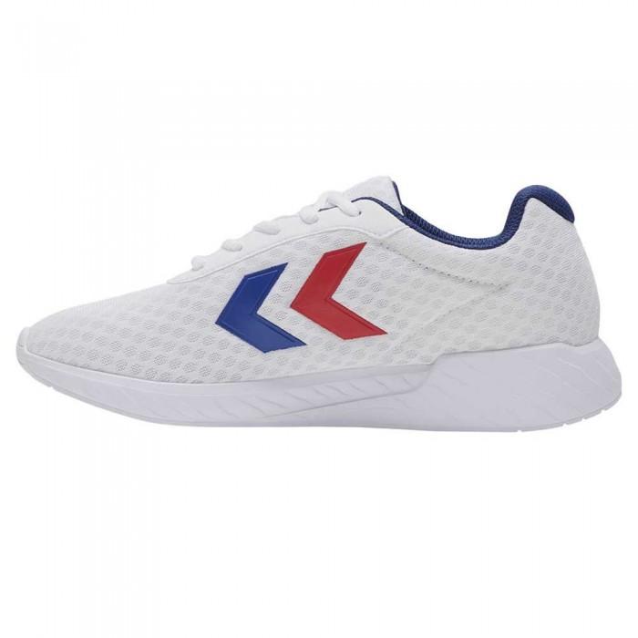 [해외]험멜 Legend Breather 7138037745 White / Blue / Red