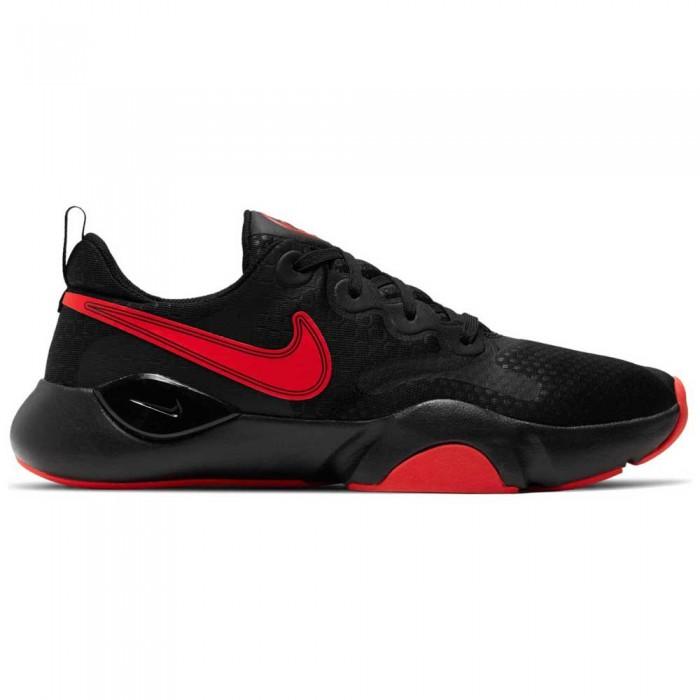 [해외]나이키 Speedrep 7138029730 Black / Chile Red