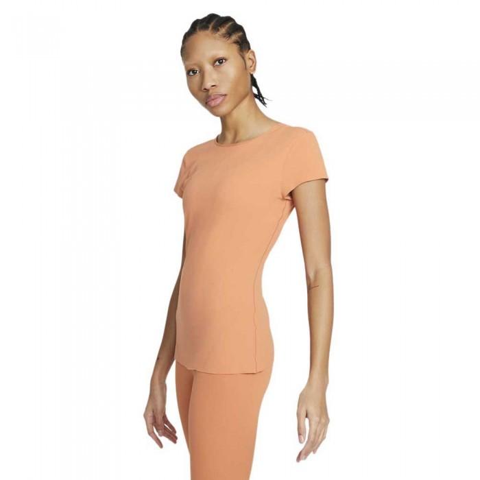 [해외]나이키 Yoga Luxe 7138029508 Healing Orange / Apricot Agate