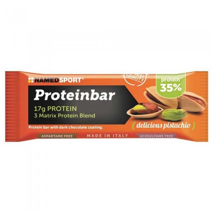 [해외]NAMED SPORT Protein 50gr 12 Units Delicious Pistachio 14137002509 Delicious Pistachio