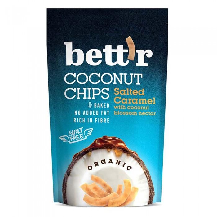 [해외]BETTR Coconut Chips 70 gr Salted Caramel Bio 14138042628