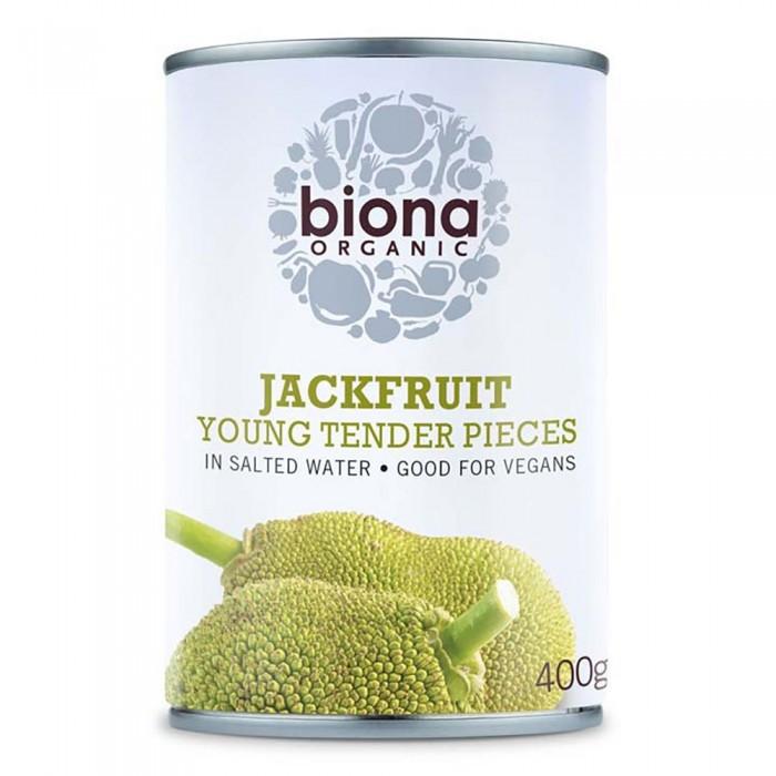 [해외]BIONA Jackfruit Young Tender Pieces in Salted Water 400 gr Bio 14138042635