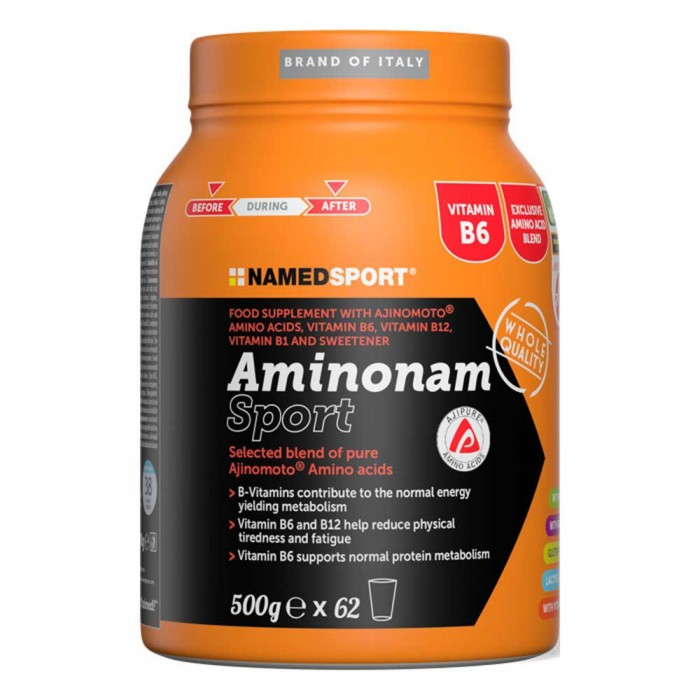 [해외]NAMED SPORT Aminonam Sport 500gr Without Flavour 14138083955