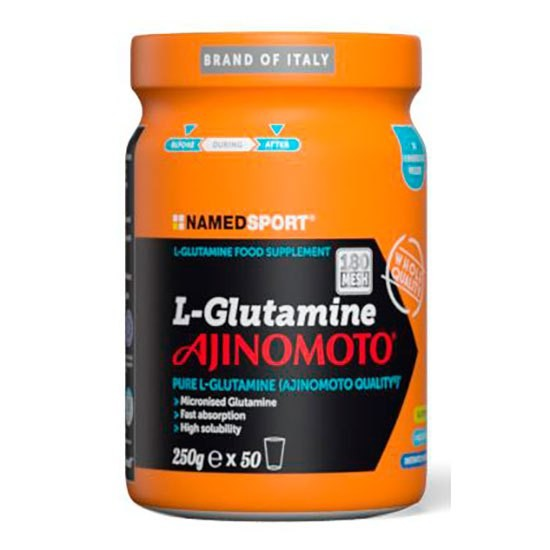 [해외]NAMED SPORT L-Glutamine 250g Without Flavour 14138089376