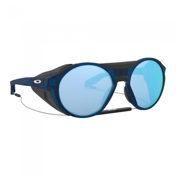 [해외]오클리 Clifden Polarized Prizm Deep Water 14137503465 Matte Translucent Blue