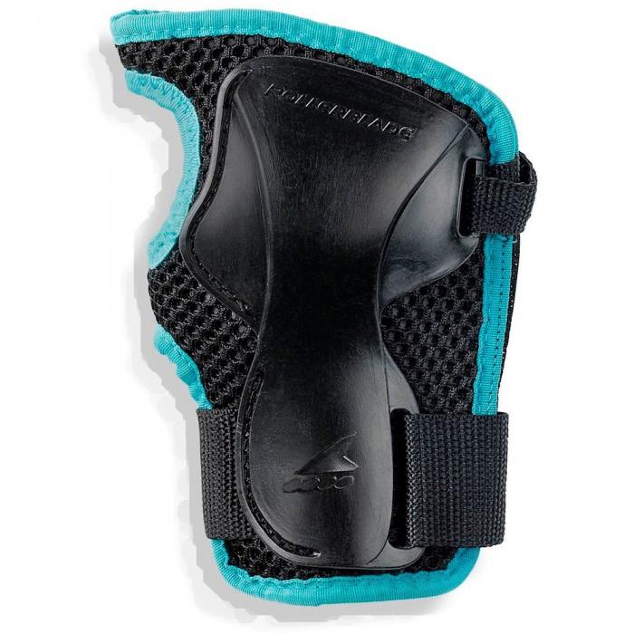 [해외]롤러블레이드 X-Gear Wristguard 14138036465 Black / Blue