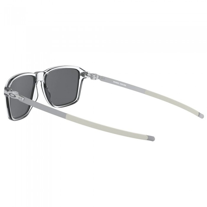 [해외]오클리 Wheel House Polarized Prizm 14138087583 Polished Clear