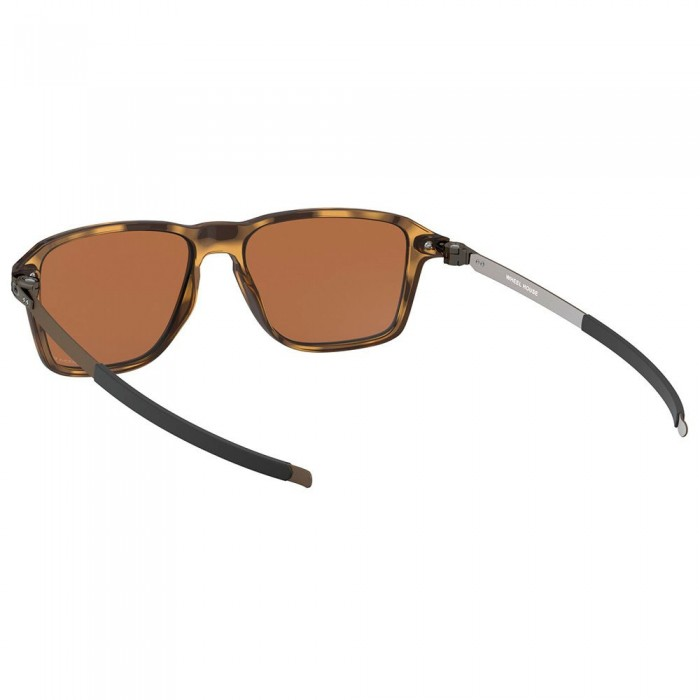 [해외]오클리 Wheel House Polarized Prizm 14138087584 Polished Brown Tortoise