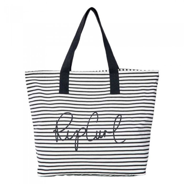[해외]립컬 White Wash Basic Tote 40L 14138045636 White / Black