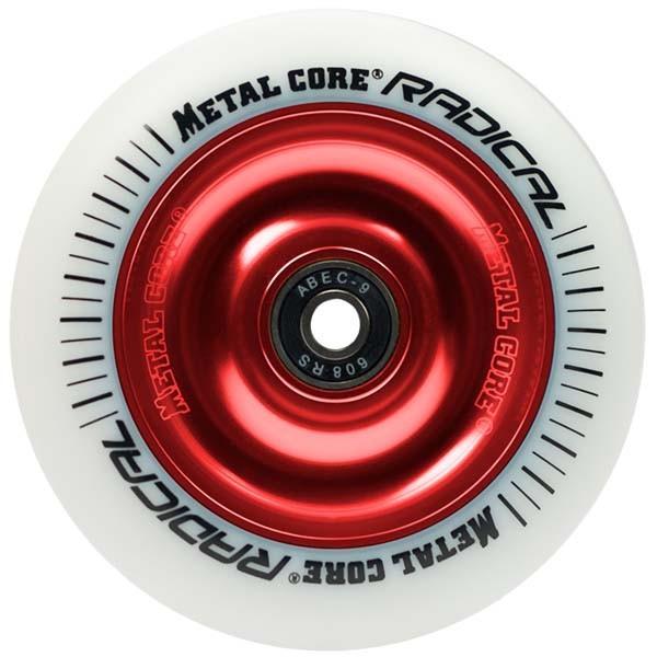 [해외]METAL CORE Radical 14136333528 White / Red