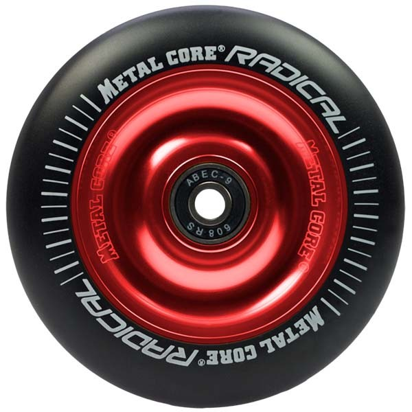 [해외]METAL CORE Radical 14136333534 Black / Red