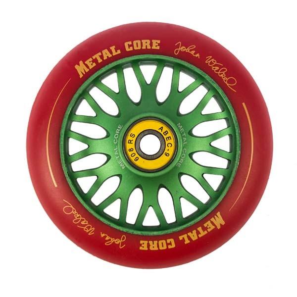[해외]METAL CORE Johan Walzel 14136333544 Red / Green
