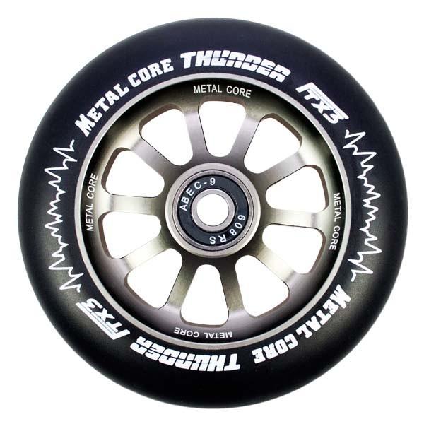 [해외]METAL CORE Thunder 14136333548 Black / Titanium