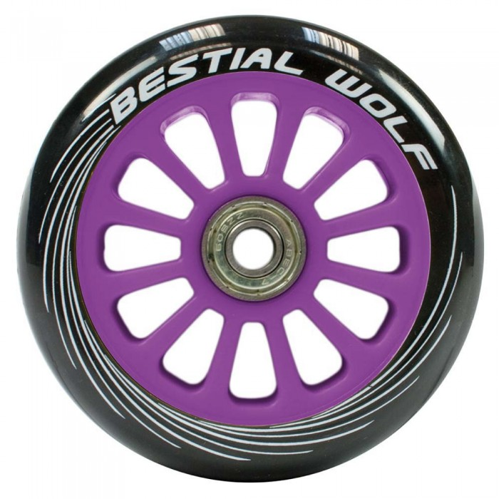 [해외]BESTIAL WOLF Pilot Wheel 14136333553 Violet