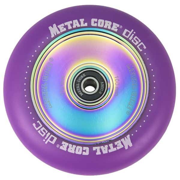 [해외]METAL CORE Disc Wheel 14136657494 Violet Fluorescent