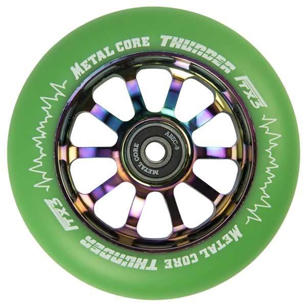 [해외]METAL CORE Thunder Wheel 14136657506 Green / Rainbow