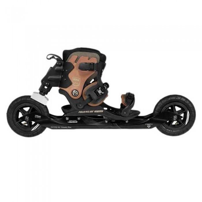 [해외]파워슬라이드 XC Skeleton 14137966376 Black / Brown