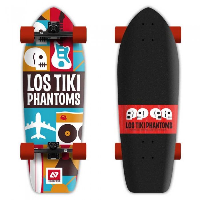 [해외]HYDROPONIC Tiki Skateboard 14137988804 Tiki