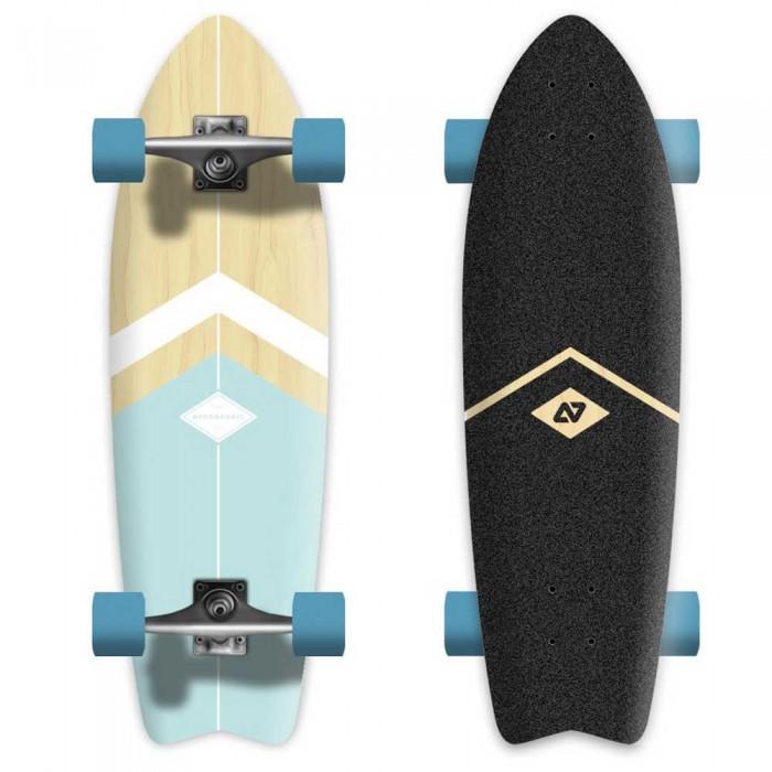 [해외]HYDROPONIC Clasic 3.0 Skateboard 14137988807 Brown