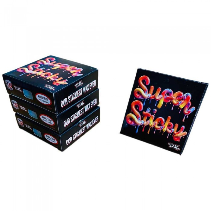 [해외]STICKY BUMPS Super Sticky Surf Wax 14137835997 Warm / Tropical
