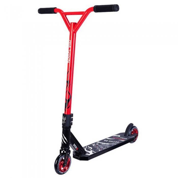 [해외]BESTIAL WOLF Demon D6 Scooter 14138095724 Black / Red