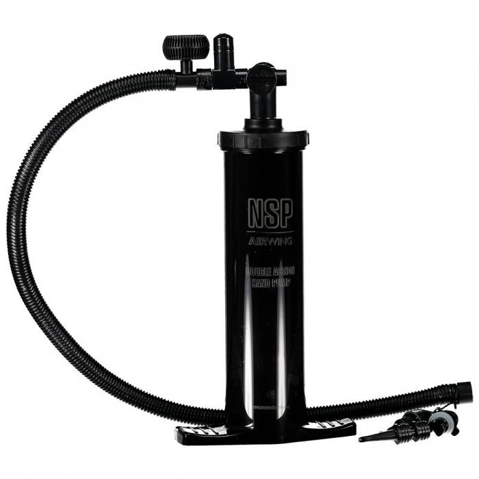 [해외]NSP Airwing Hand Pump 14137952563 Black